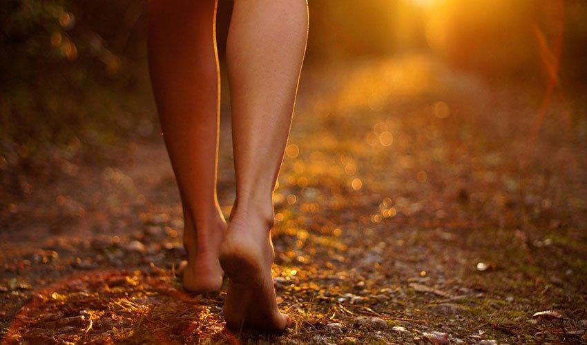 Barefoot Runner: Anny Harris – My Story