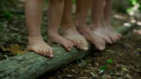 Seven Reasons To Barefoot Run